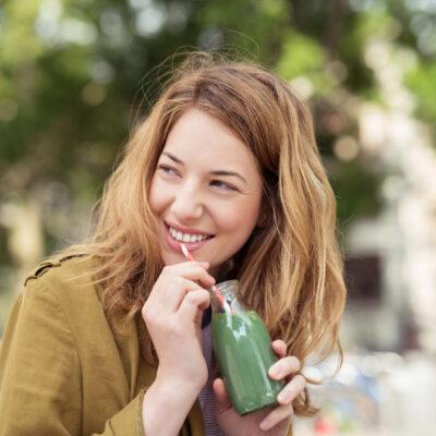 Natürliches Nahrungsergänzungsmittel aus der Chlorella Alge